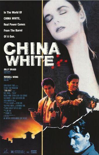 China White Poster