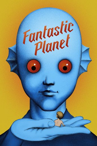 Watch Fantastic Planet