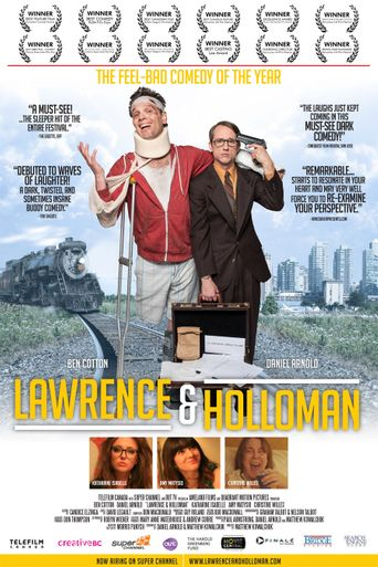 Lawrence & Holloman Poster