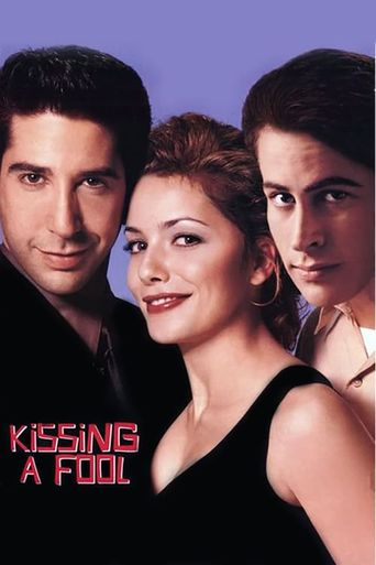 Kissing a Fool Poster