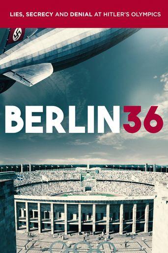 Berlin '36 Poster