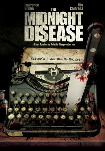 The Midnight Disease Poster