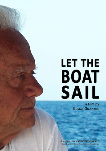 Let the Boat Sail Poster