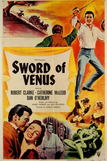 Sword of Venus Poster