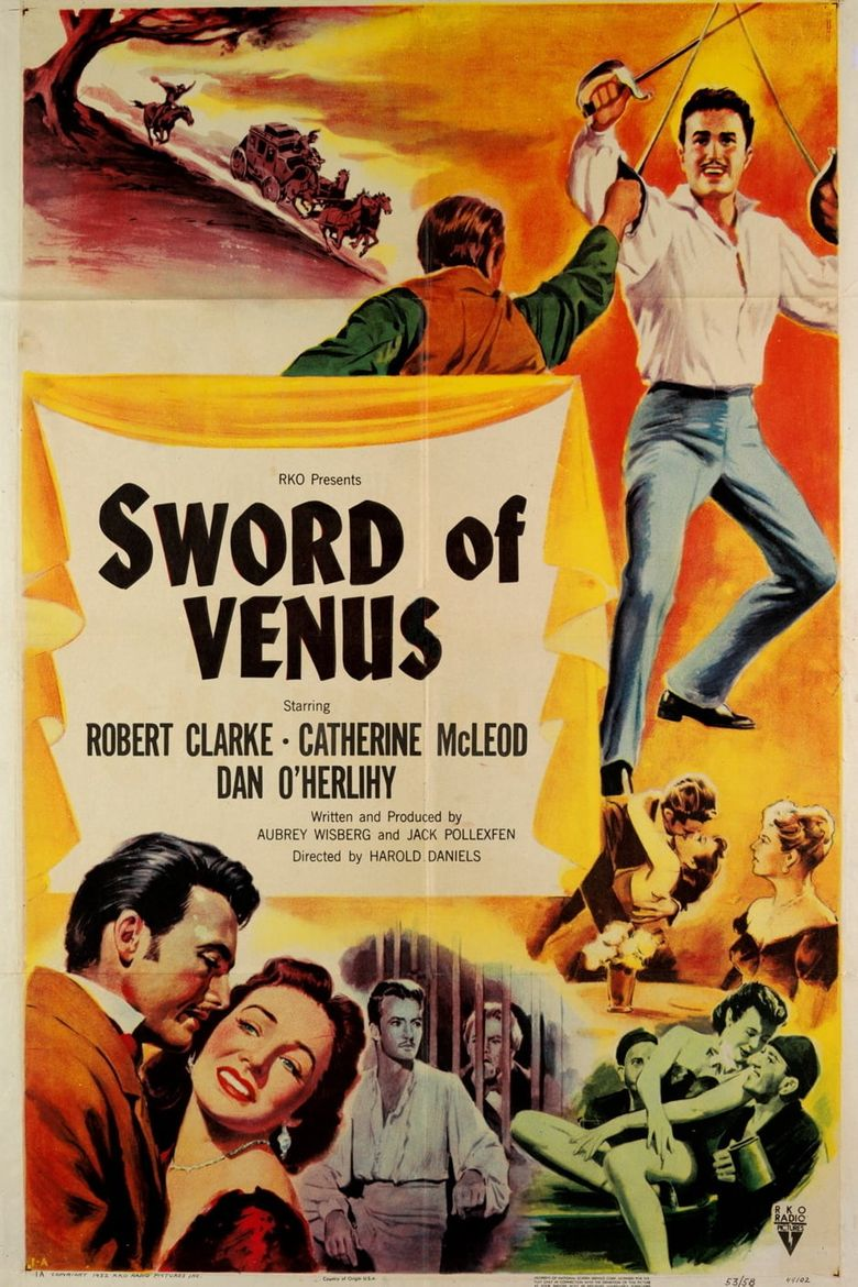 Sword of Venus Poster