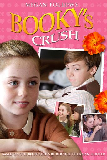 Booky's Crush Poster