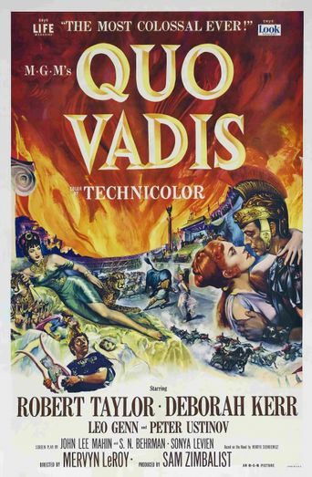 Watch Quo Vadis