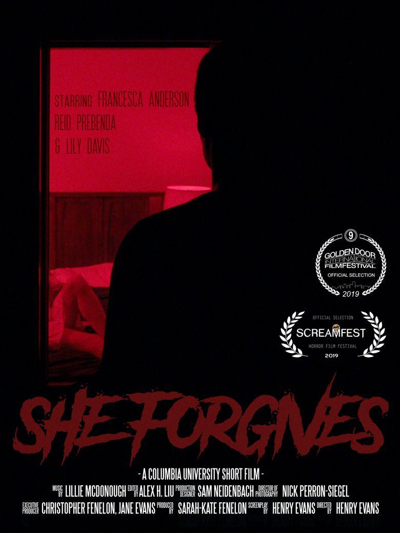 She Forgives Poster