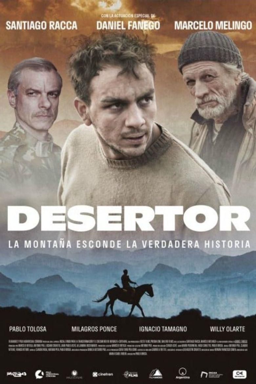 Desertor Poster
