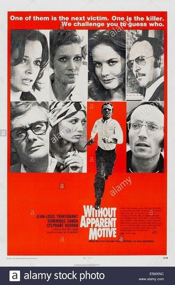 Without Apparent Motive Poster