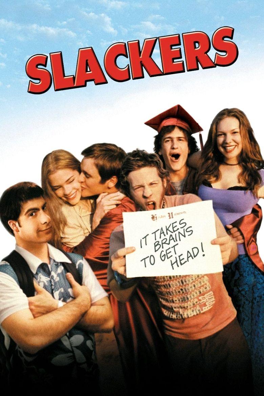 Slackers Poster