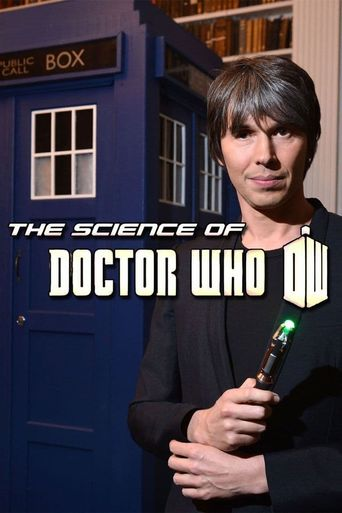 The Science of Doctor Who Poster