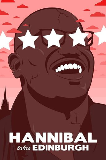 Hannibal Buress: Hannibal Takes Edinburgh Poster