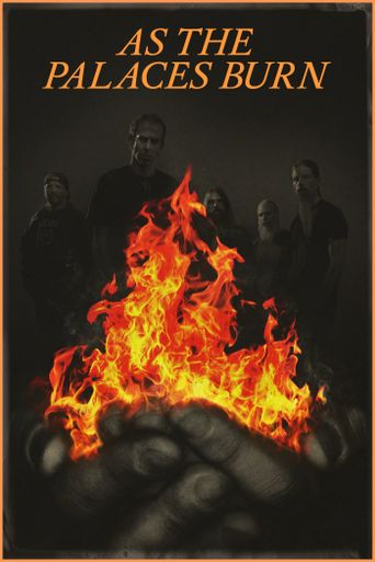 As the Palaces Burn Poster