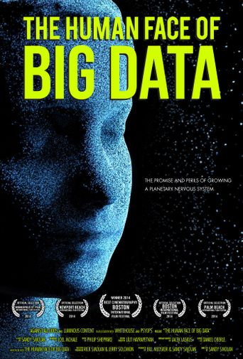 The Human Face of Big Data Poster