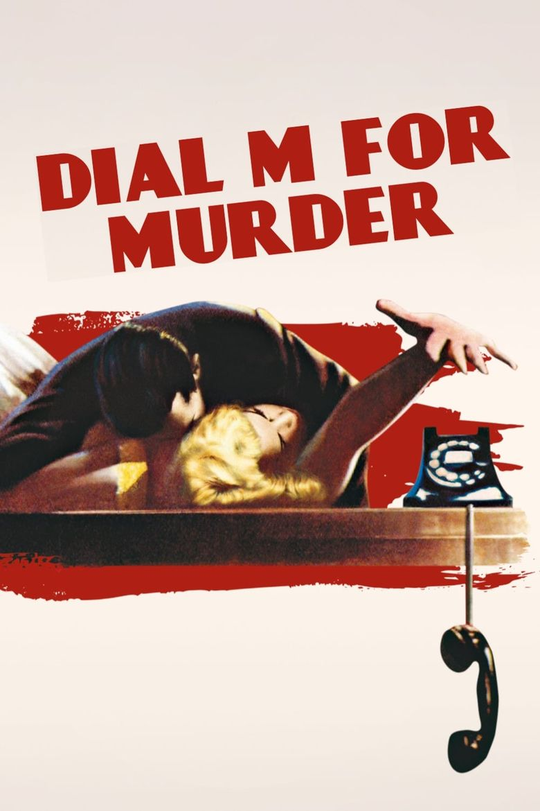 Dial M for Murder Poster