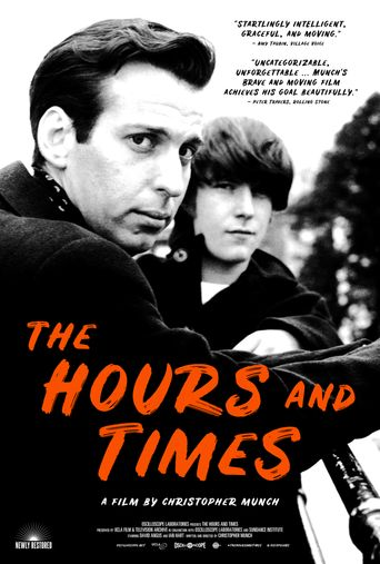 The Hours and Times Poster