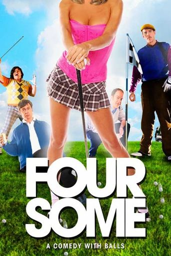 The Foursome Poster