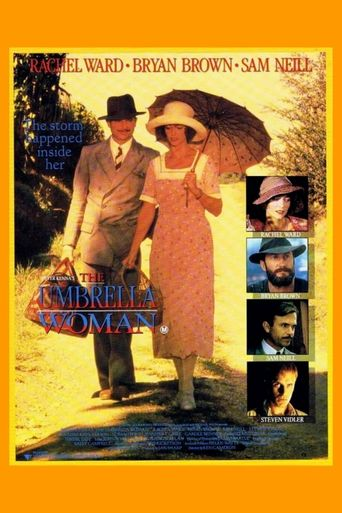 The Umbrella Woman Poster