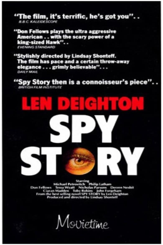 Spy Story Poster