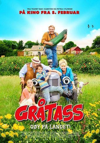 Gråtass - Gøy På Landet Poster