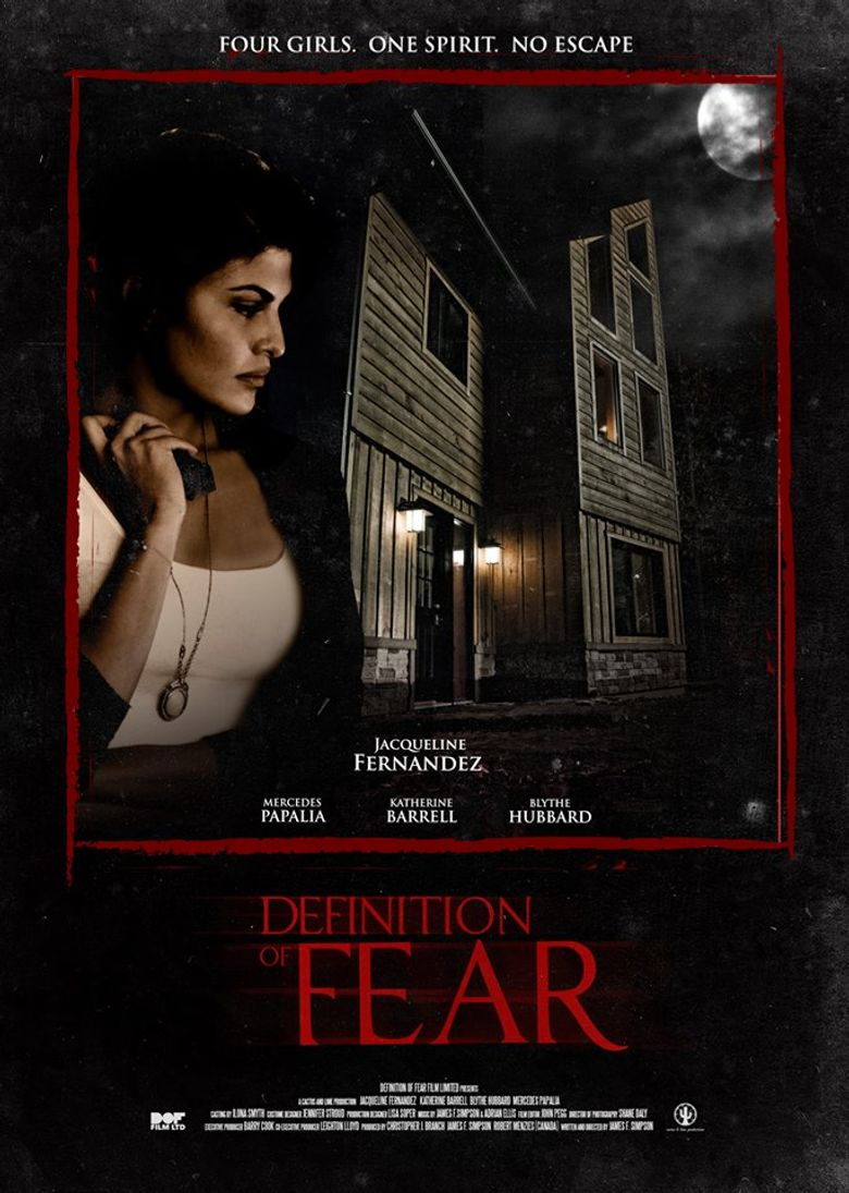 Definition of Fear Poster