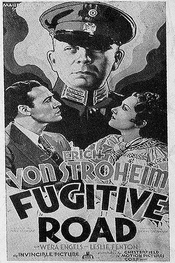 Fugitive Road Poster