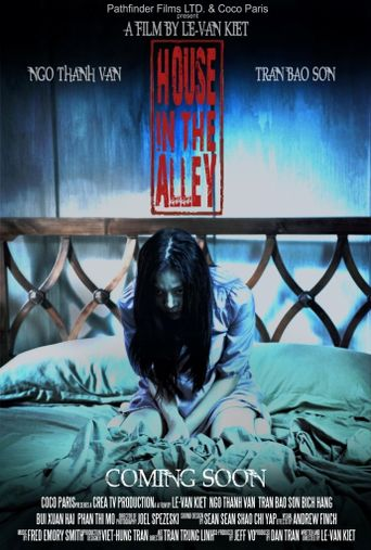 House in the Alley Poster
