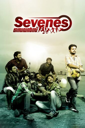 Sevenes Poster
