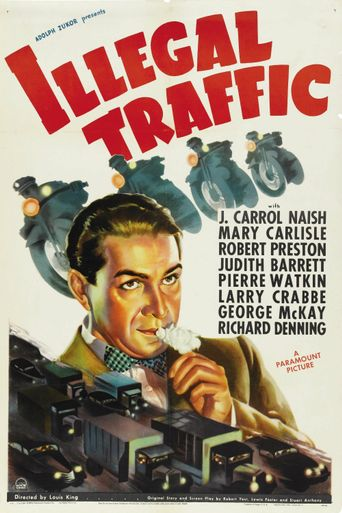 Illegal Traffic Poster