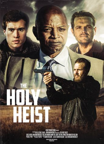 The Holy Heist Poster