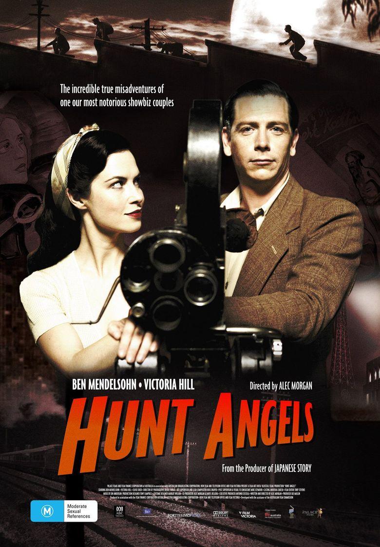 Hunt Angels Poster