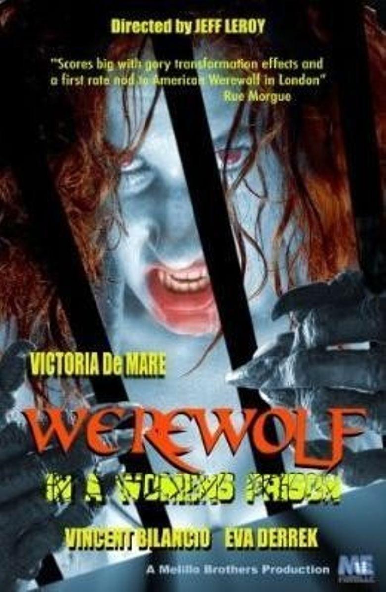 Werewolf in a Women's Prison Poster
