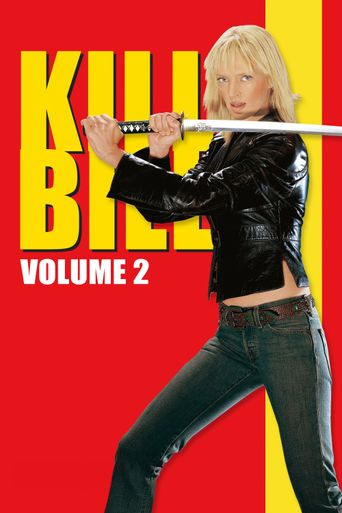 Kill Bill: Vol. 2 Poster