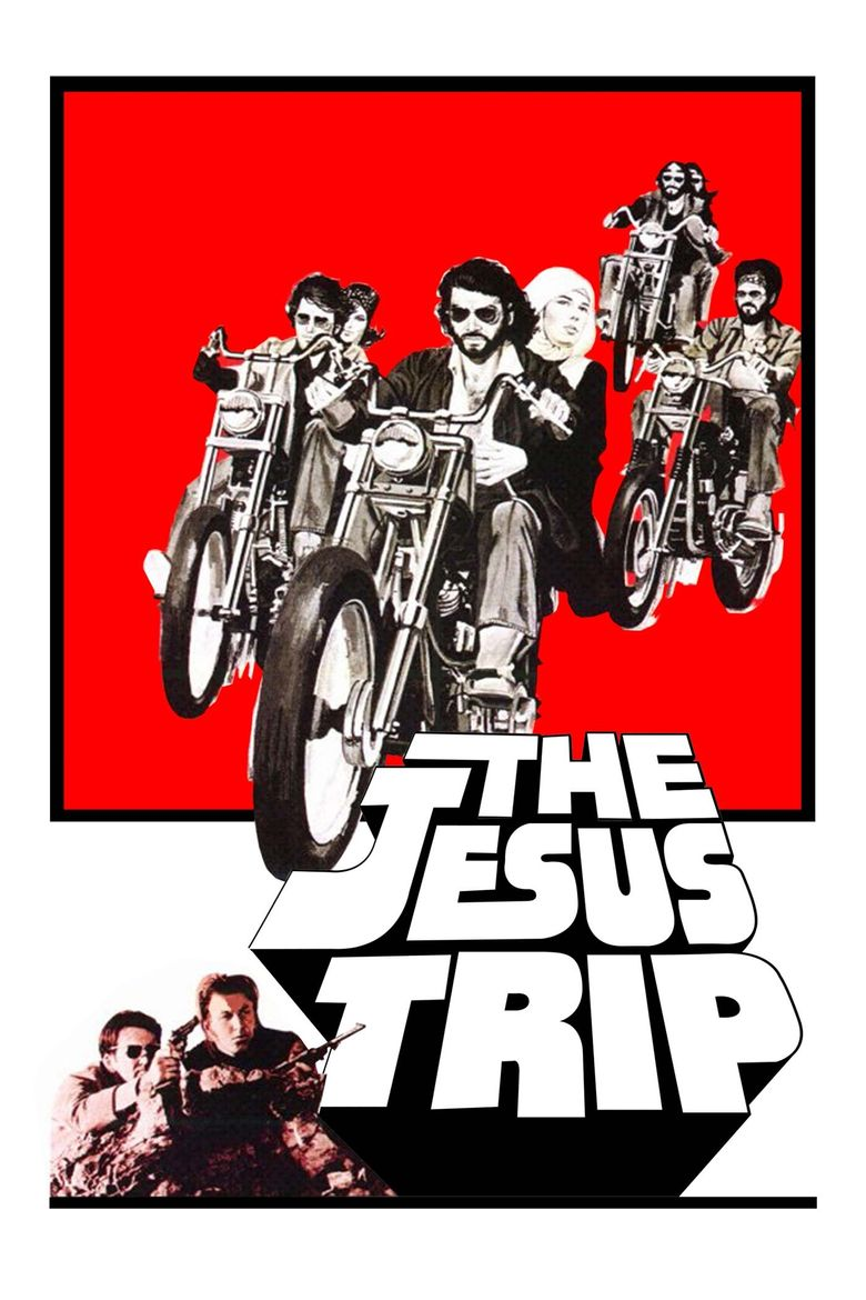 The Jesus Trip Poster