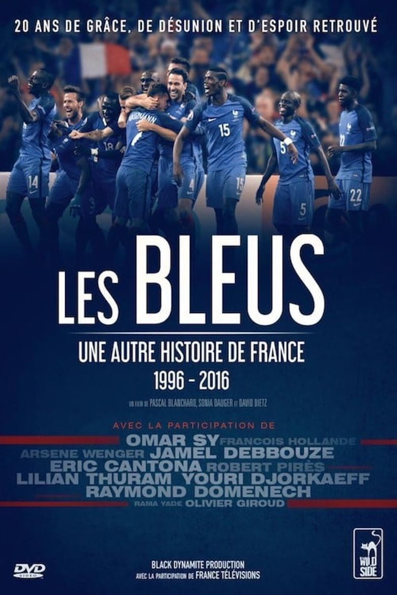 The Blues: Another Story of France Poster