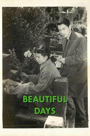 Beautiful Days Poster