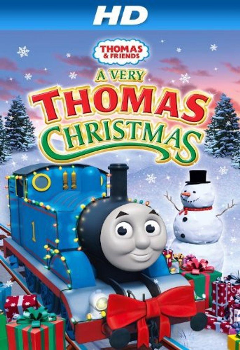 Watch Thomas & Friends: A Very Thomas Christmas