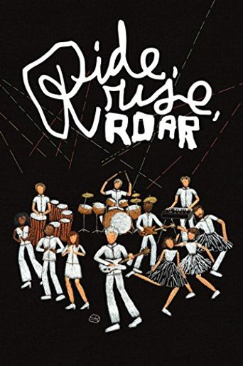 David Byrne - Ride, Rise, Roar Poster