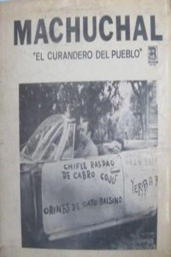 El curandero del pueblo Poster