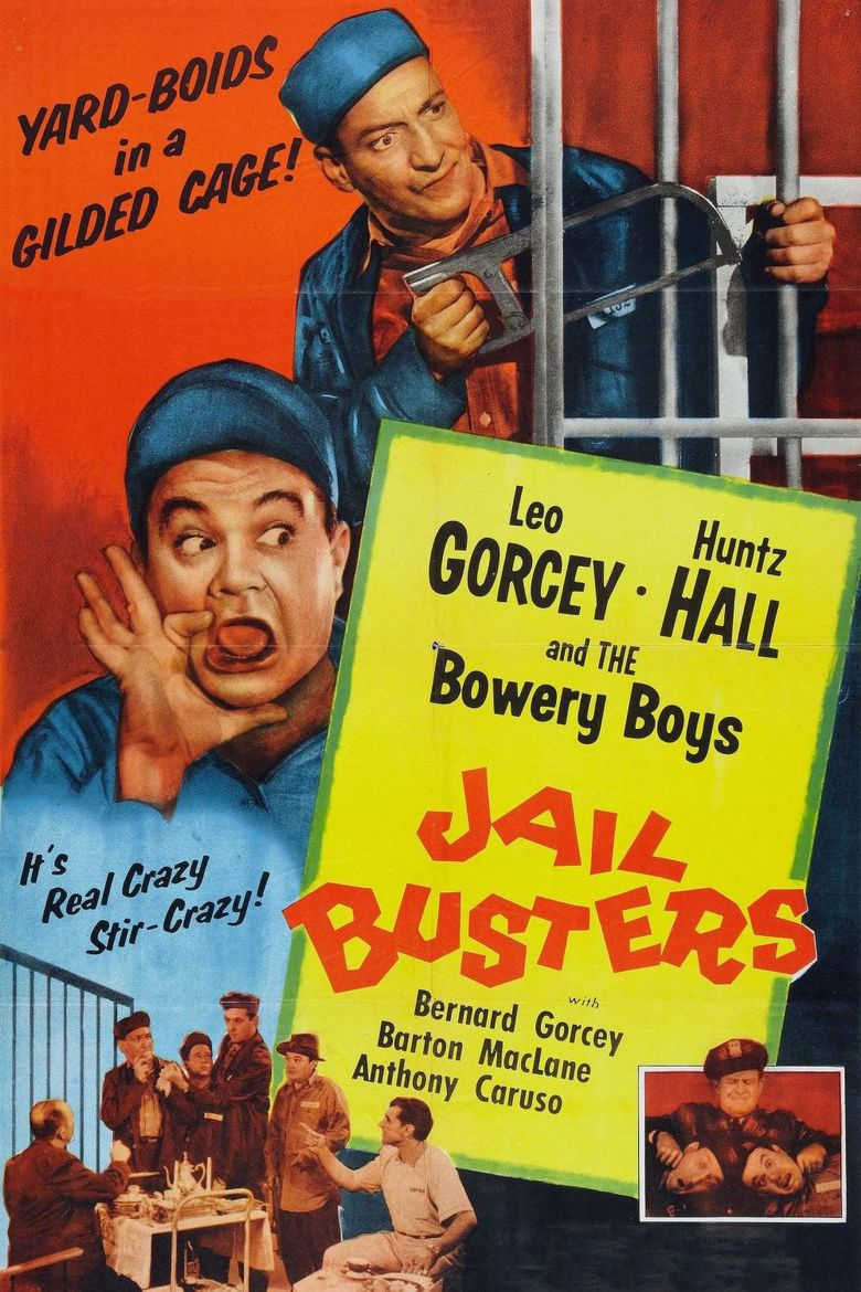 Jail Busters Poster