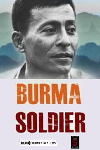 Burma Soldier Poster