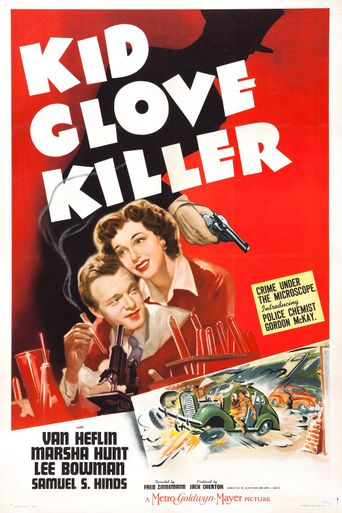 Kid Glove Killer Poster