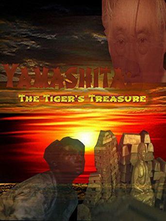 Yamashita: The Tiger's Treasure Poster
