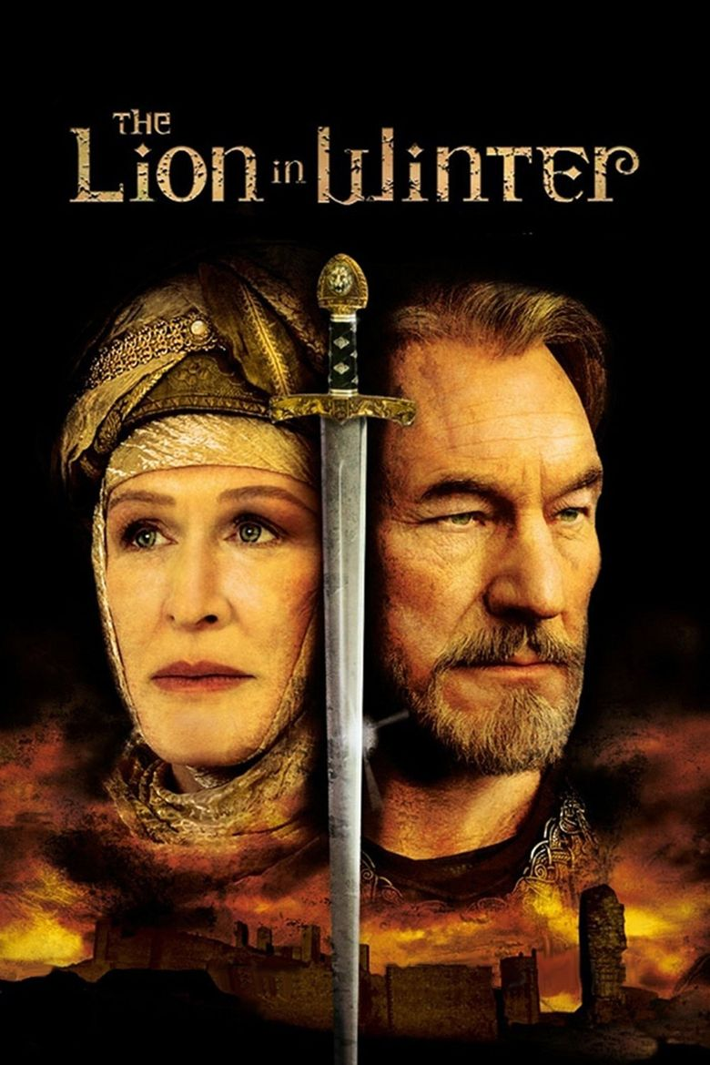 The Lion in Winter Poster