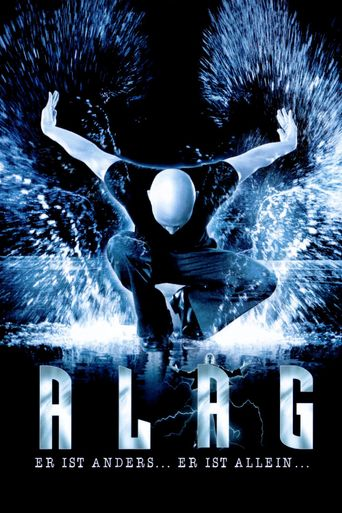 Alag: He Is Different... He Is Alone... Poster