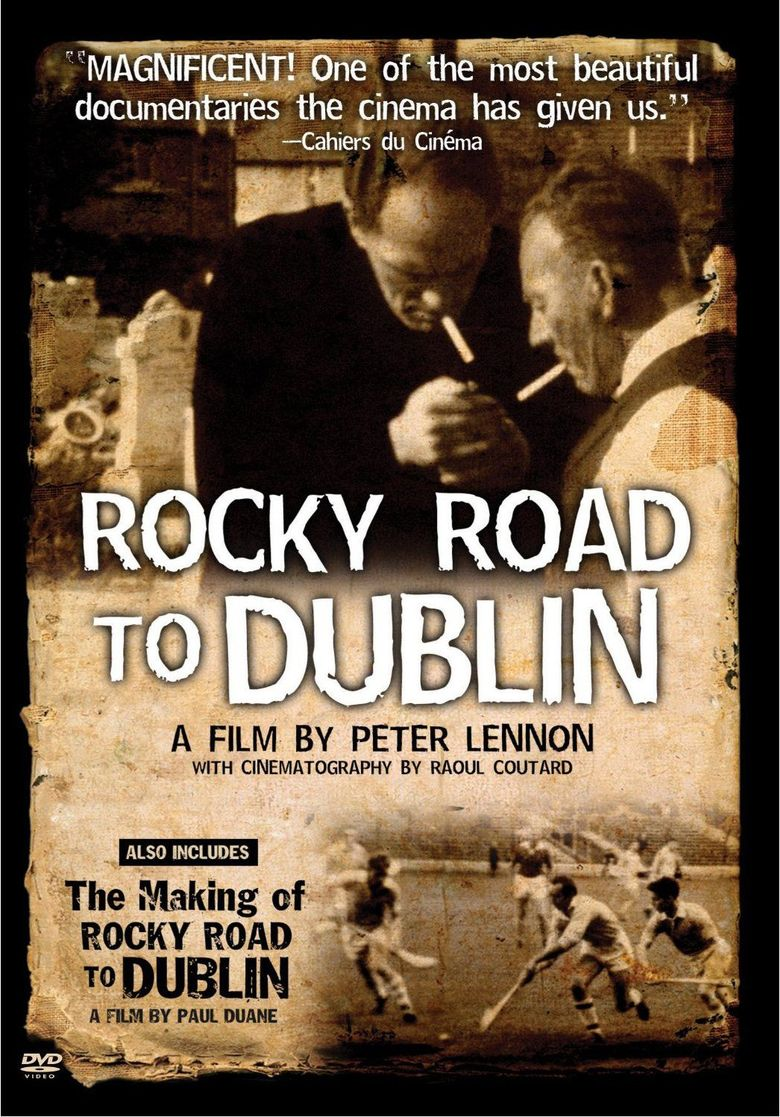 Rocky Road to Dublin Poster