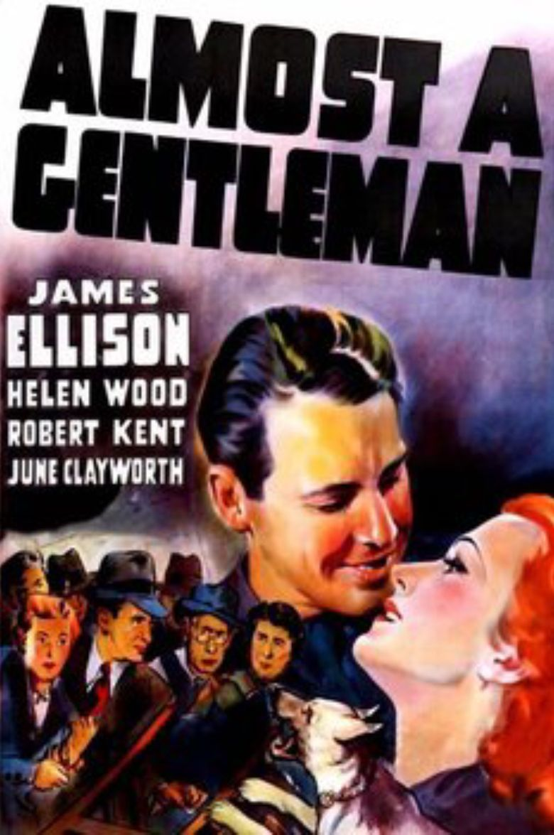 Almost a Gentleman Poster