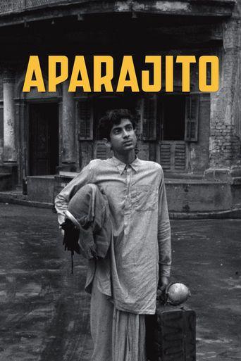 Aparajito Poster