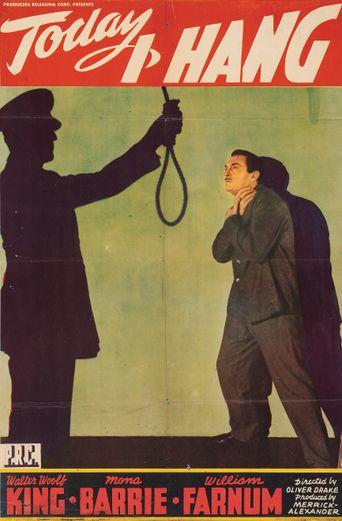 Today I Hang Poster